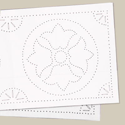 Canny image inside printable tin punch patterns free