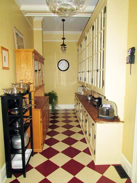 A 1920s Inspired Butlers Pantry Best Reader Pantries