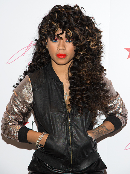 Keyshia Cole Arrested on Suspicion of Battery
