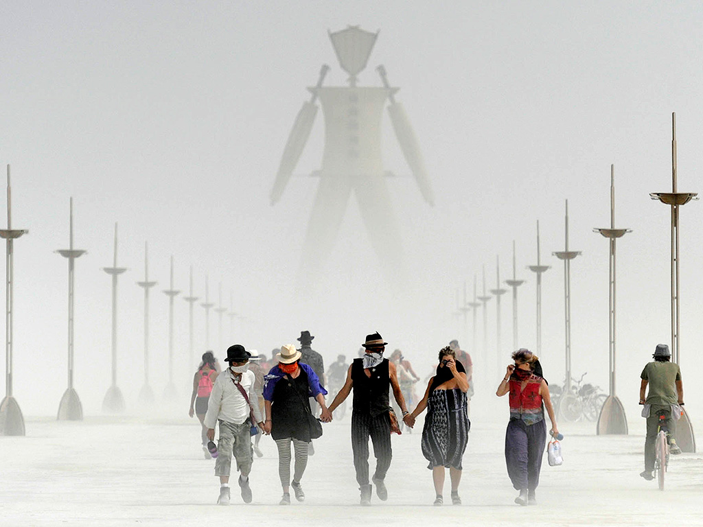 Burning Man 2016 Photos: The Craziest Instagrams