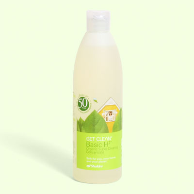 Basic H2 Organic Super Cleaning Concentrate