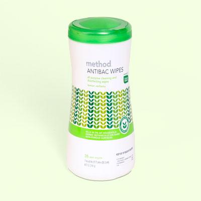 Method Antibac Wipes