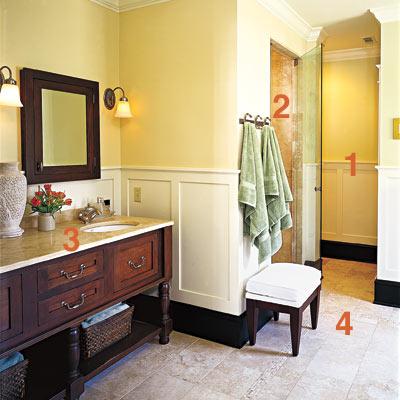 Masterbath Must Haves Santa Barbara Luxury Homes