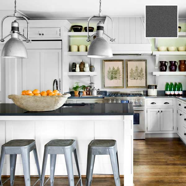 Quartz Counters to Suit Every Style: Relaxed Farmhouse ... on Farmhouse Countertops  id=25446