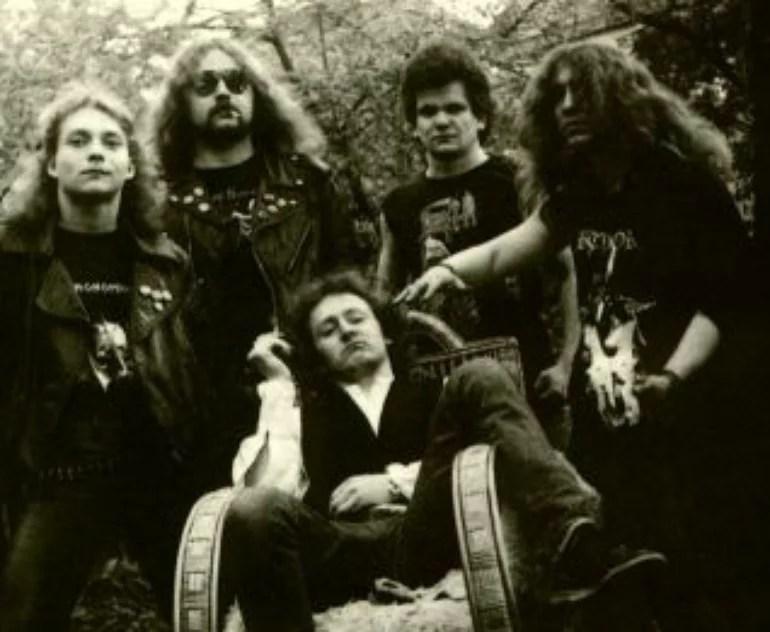 Master's Hammer Promo-Shot, ca. 1991 / Pic: last.fm