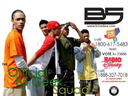 B5 Lyrics, Music, News and Biography | MetroLyrics