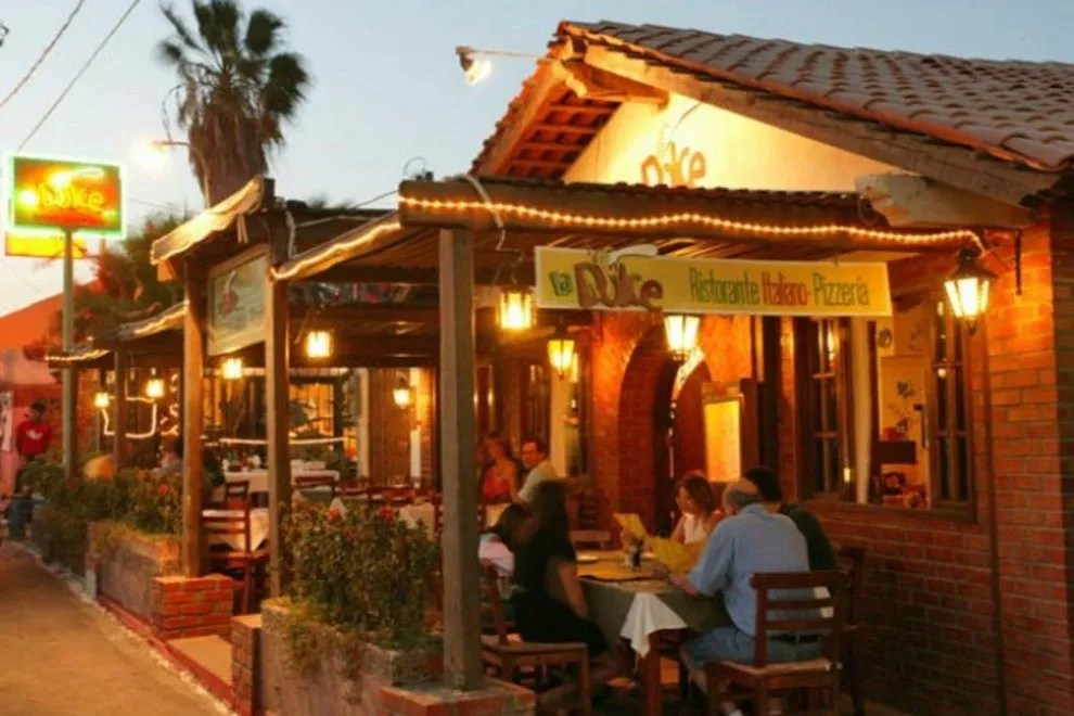 Cafe Italian Decor