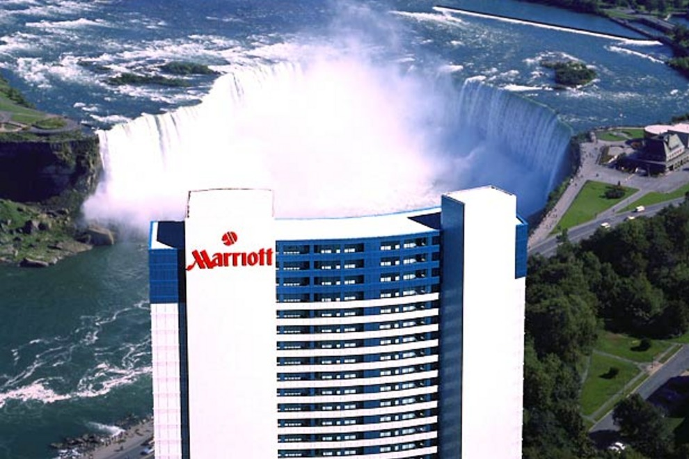 Marriott Niagara Falls Fallsview Hotel Amp Spa Buffalo