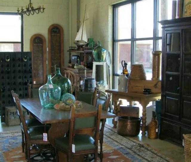 Antique Shops In Dallas