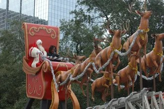Best Holiday Parade Winners 2016 10Best Readers Choice