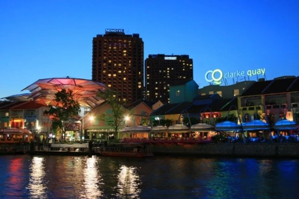 Clarke Quay: Singapore Nightlife Review - 10Best Experts ...
