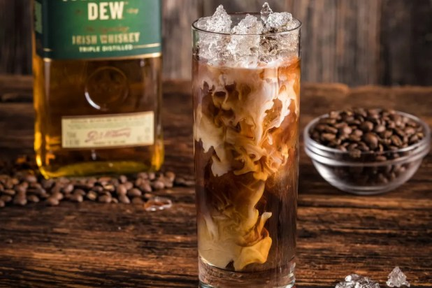 Tullamore D.E.W. makes an iced version of the classic