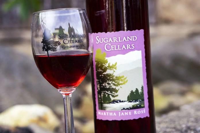 Sugarland Cellars' Martha Jane Ros