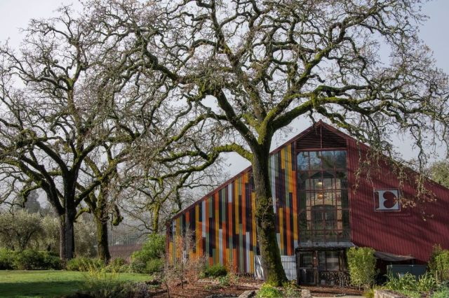 Besides being 100% organic, Ehlers Estate has a foundation that funds cardiovascular and neuromuscular research  t