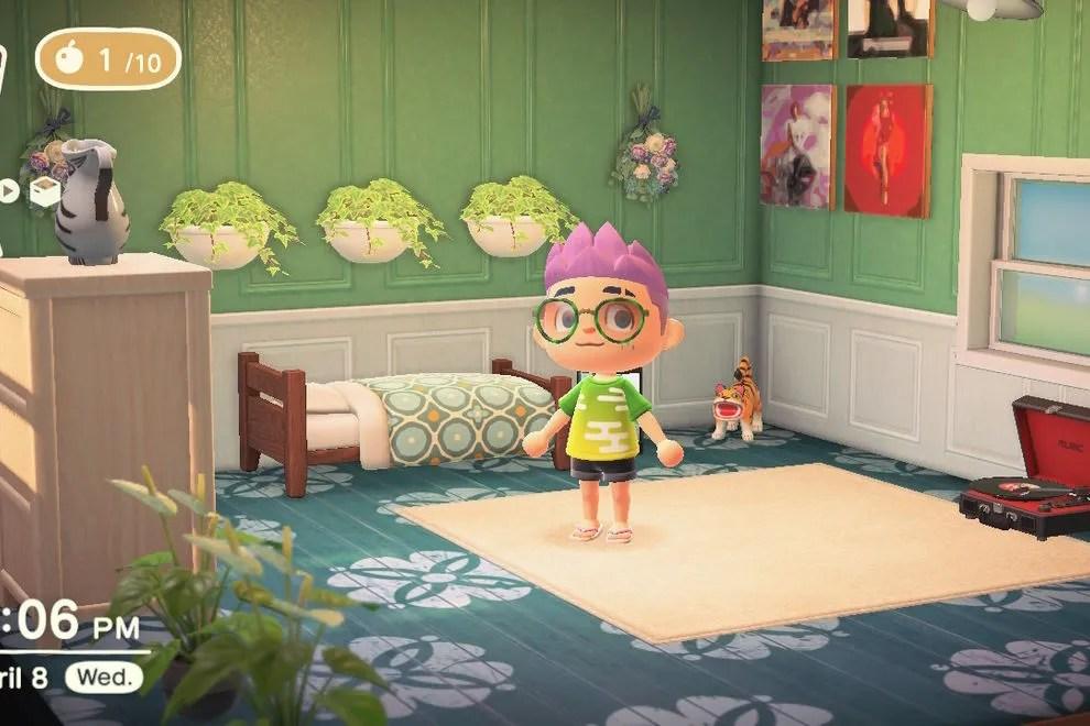 House Decorating Ideas Animal Crossing New Horizons on Animal Crossing New Horizons Living Room Ideas  id=90151