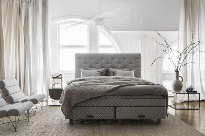 DUX luxury bed