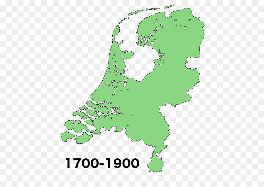 هولندا في خريطة العالم