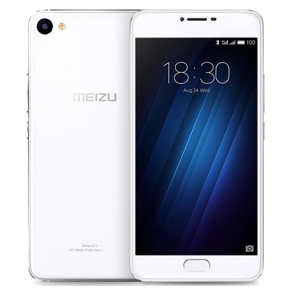 banggood MEIZU U10 MTK6750 1.5GHz 8コア WHITE(ホワイト)