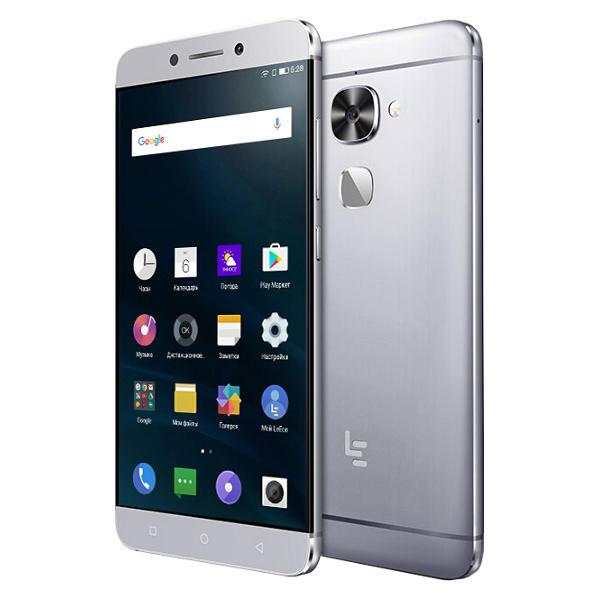 banggood LeTV LeEco Le 2 X527 X526 Snapdragon 652 MSM8976 1.8GHz 8コア GRAY(グレイ)