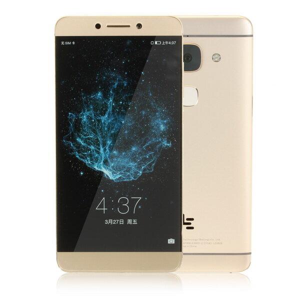 banggood LeTV LeEco Le Max 2 X820 Snapdragon 820 MSM8996 2.15GHz 4コア GOLD(ゴールド)