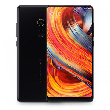 Xiaomi Mi MIX 2 Global Edition 5.99 inch 6GB RAM 64GB ROM Snapdragon 835 Octa core 4G Smartphone