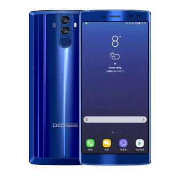 DOOGEE BL12000 Pro 6.0 Inch 12000mAh 12V/3A Face ID 6GB RAM 128GB ROM Heilo P23 2.5GHz Smartphone