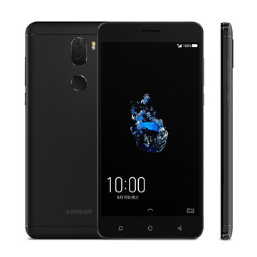 Coolpad Cool Play 6 5.5-inch 6GB RAM 64GB ROM Snapdragon 653 Octa Core 4G Game Smartphone