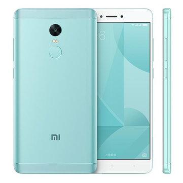 Xiaomi Redmi Note 4X 5.5-inch 3GB RAM 32GB Snapdragon 625 Octa-core 4G Smartphone Blue Green