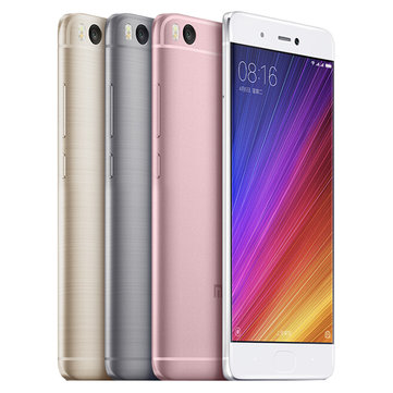 banggood Xiaomi Mi5s Snapdragon 821 MSM8996 Pro 2.15GHz 4コア SILVER(シルバー)