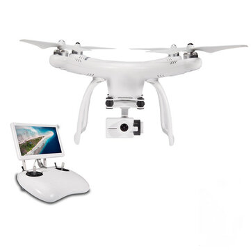New UP Air UPair One 5.8G FPV 2.7K & 4K 24FPS HD Camera With 2-Axis Gimbal RC Quadcopter