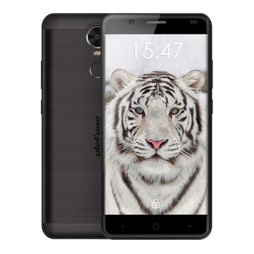 banggood Ulefone Tiger MTK6737 1.3GHz 4コア BLACK(ブラック)