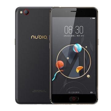 Nubia N2 5.5 inch 4GB RAM 64GB ROM MTK6750 Octa Core 4G Smartphone