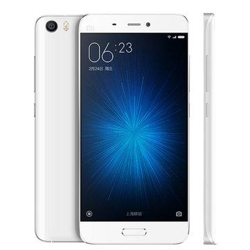 Xiaomi Mi5 5.15-inch 3GB RAM 64GB ROM Snapdragon 820 Quad Core 4G Smartphone