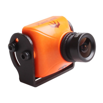 RunCam Swift 2 1/3 CCD 600TVL PAL Micro Camera IR Blocked FOV 130/150/165 Degree 2.5mm/2.3mm/2.1mm w/ OSD MIC