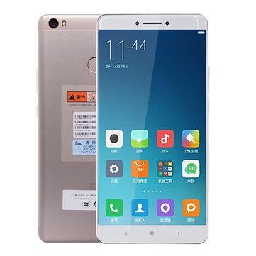 banggood Xiaomi Mi Max Snapdragon 650 MSM8956 1.8GHz 6コア,Snapdragon 652 MSM8976 1.8GHz 8コア CHAMPAGNE(シャンペン)