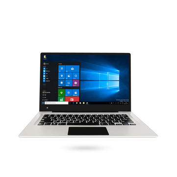 Jumper EZbook 3 14.1 inch Ultrabook Licensed Windows 10 Intel Celeron N3350 Dual Core 2.4GHz 4GB/64GB WIFI 1080P Laptop