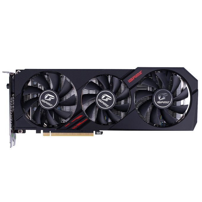 Colorful® iGame GTX 1660 Ultra 6GB GDDR5 192Bit1860MHz 8Gbps Gaming Video Graphics Card