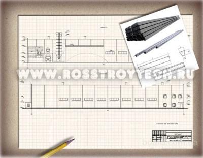 Проектирование заводов ЖБИ: производство опор СВ - продам ...