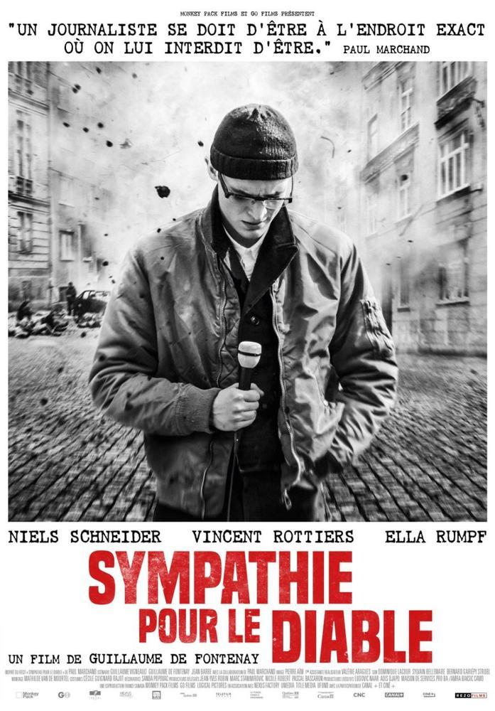 SYMPATHIE POUR LE DIABLE (2019) - Film - Cinoche.com