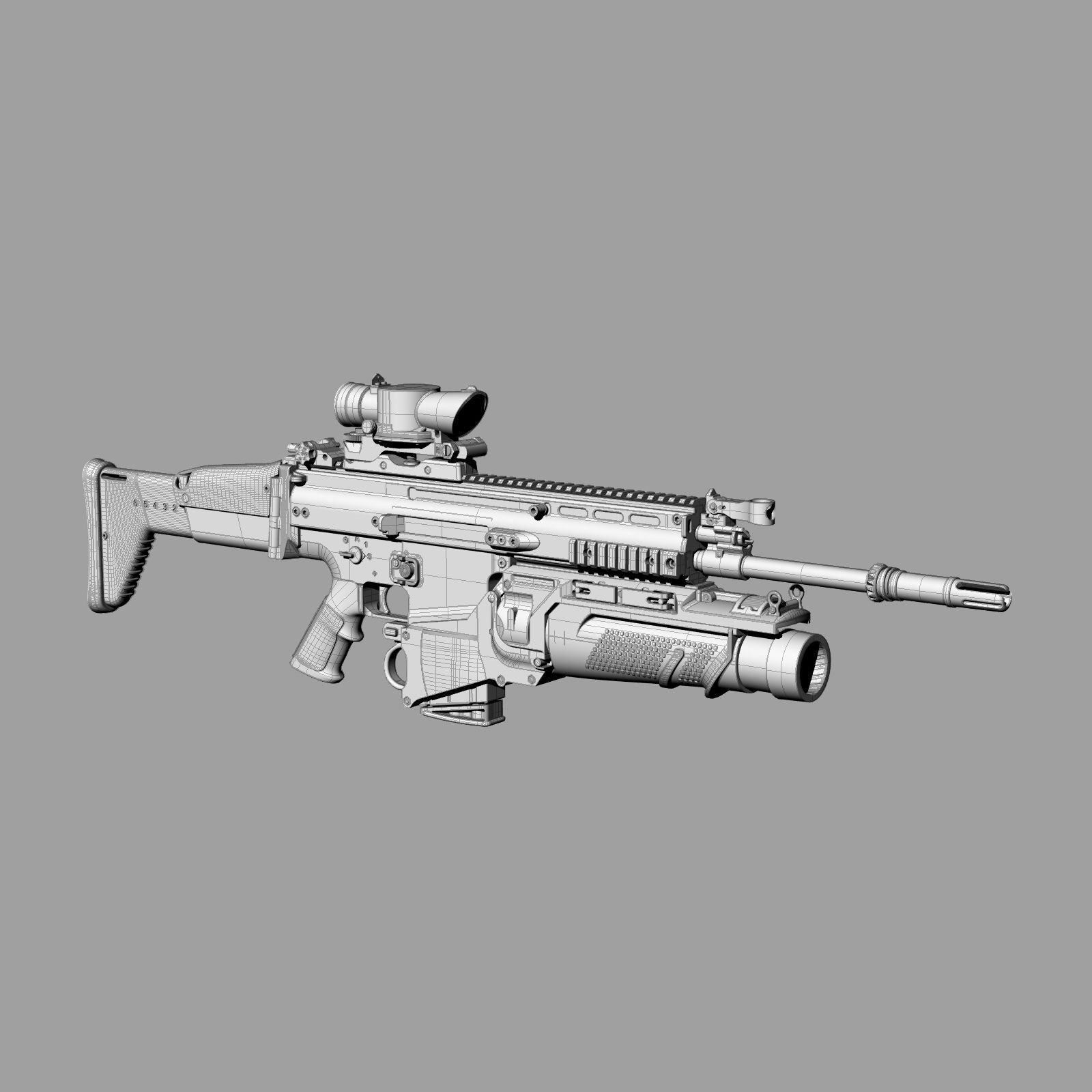 Nova 3 Assault Rifle