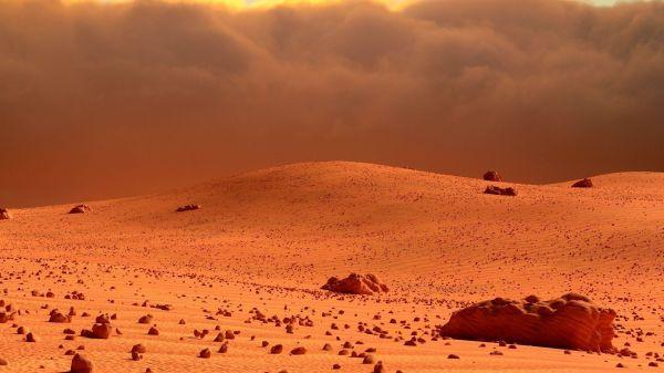 Mars Landscape 3D | CGTrader