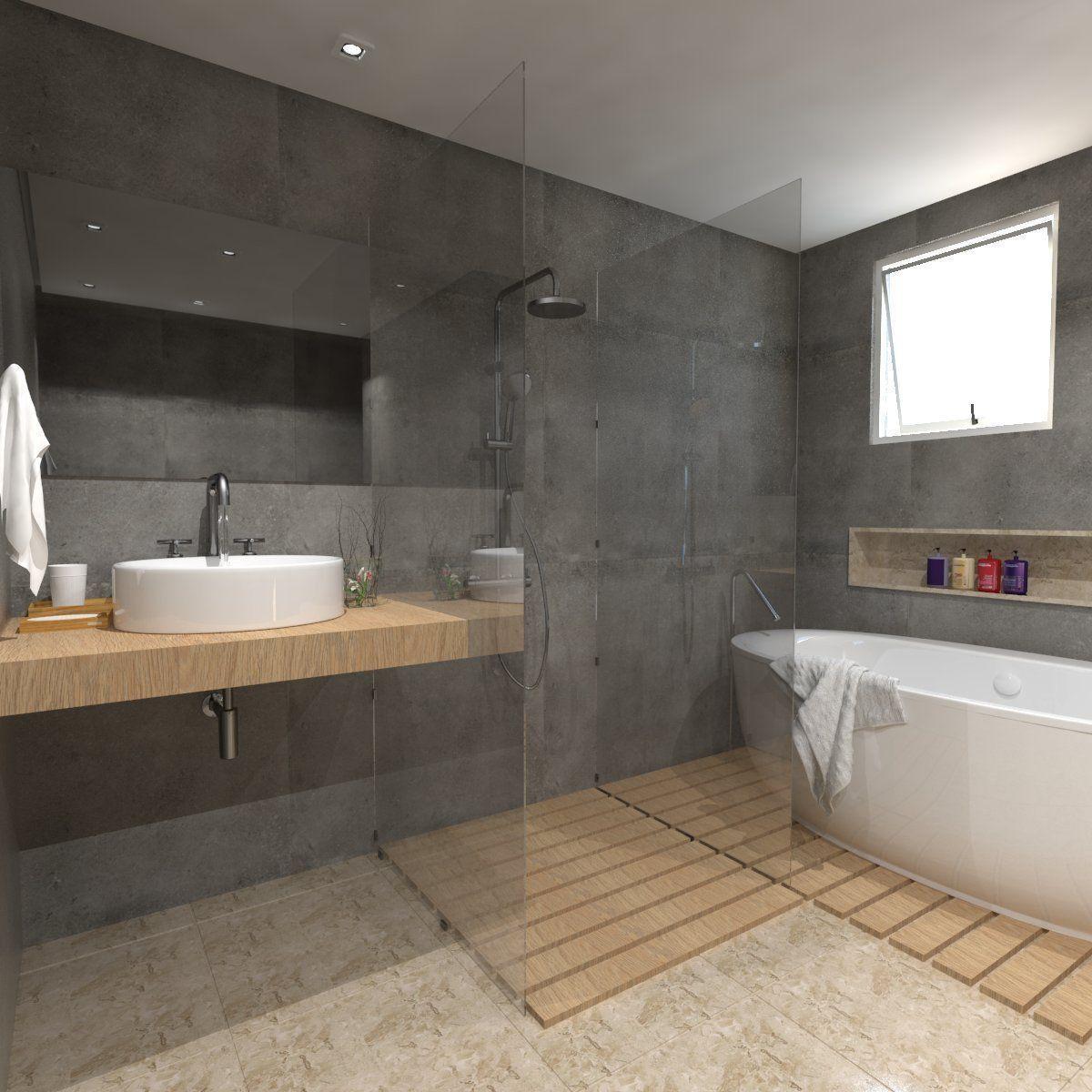 detailed bathroom 3D Model SKP - CGTrader.com on Model Bathroom  id=38069