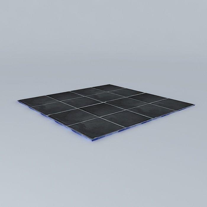 Earthenware tiles French handmade tile Marsh Tiles 3D ... on Tile Models  id=72775