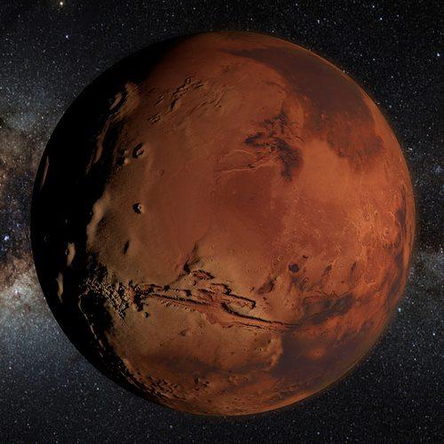 3D model MARS MOONS 8K | CGTrader