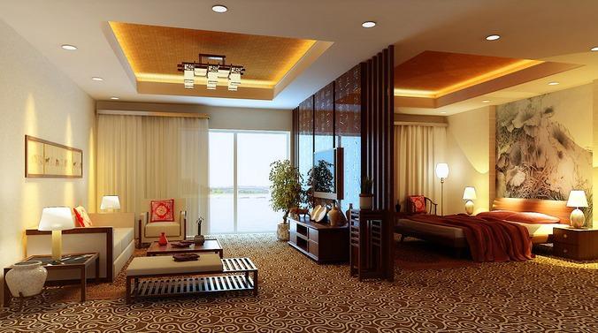 Furniture Design 3ds Max
