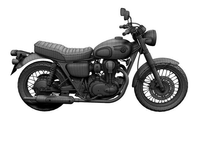 86 Kawasaki W800 Bobber Kz200 184 Best