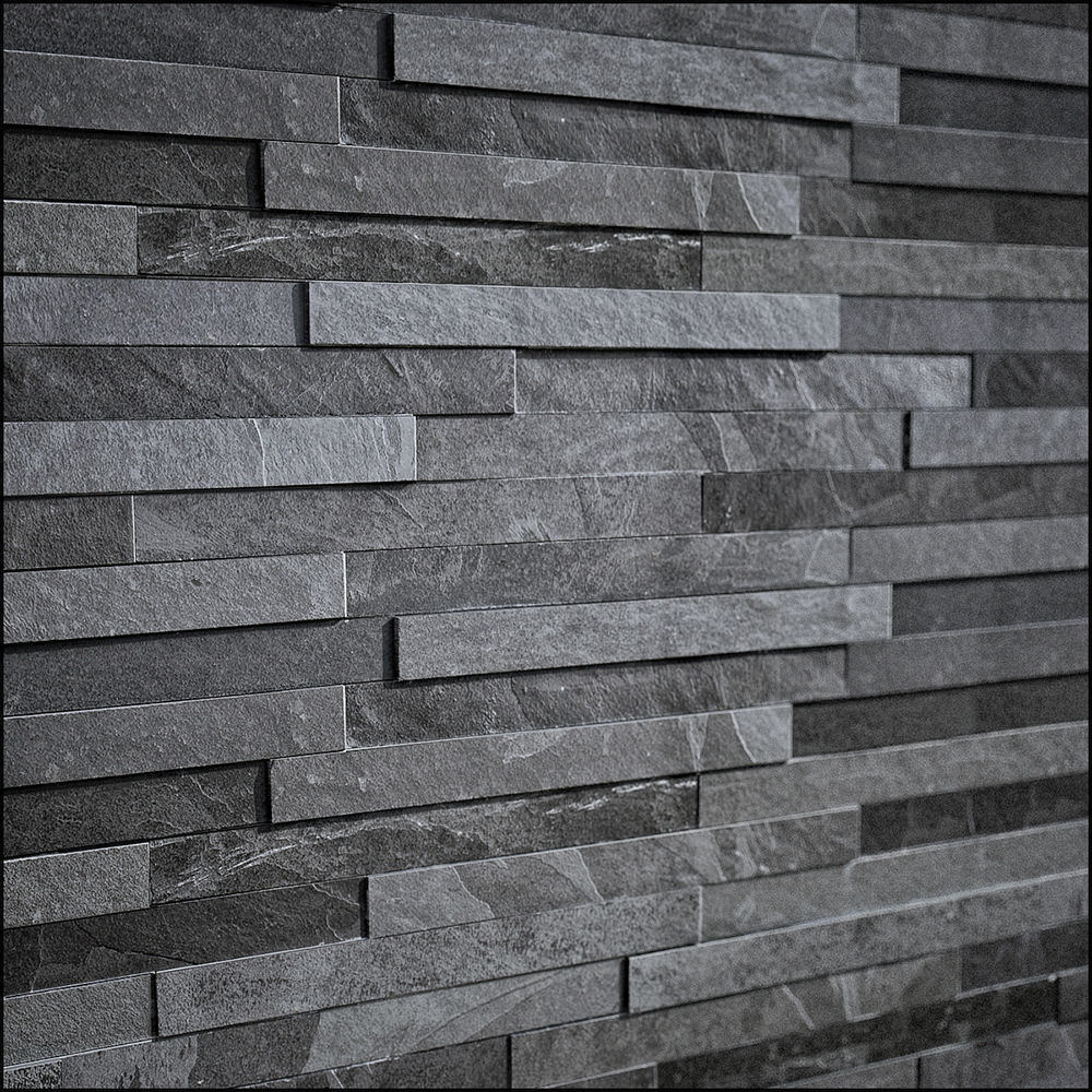 3D slate stone | CGTrader on Granite Models  id=57741