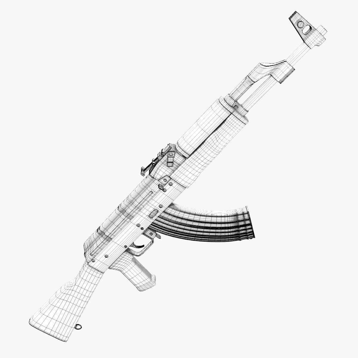 Home Built Ak 47 | Wiring Diagram Database