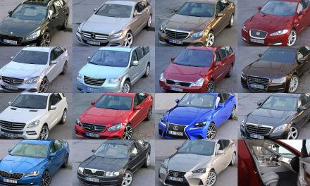 Contemporary cars for Arch viz 3D Model Collection