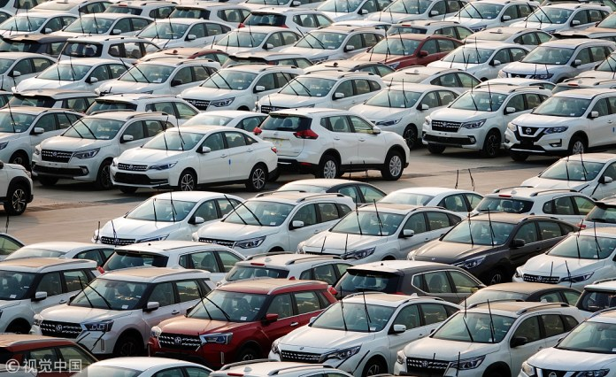 New energy car sales surge in China 2